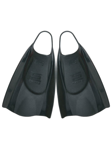 Hydro Tech 2 Bodyboarding Fins Black