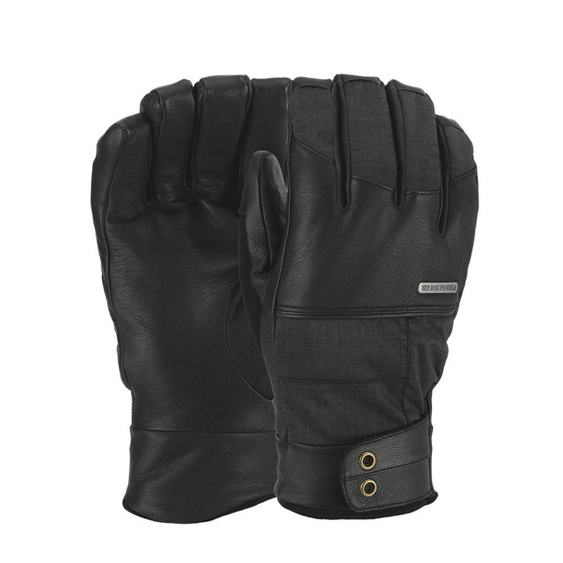 Pow Tanto Black Gloves