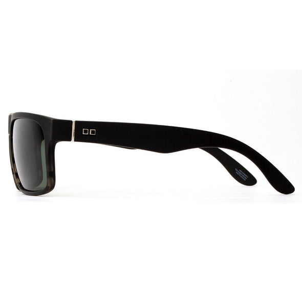 Otis Last Night Matte Black Tortoise Sunglasses