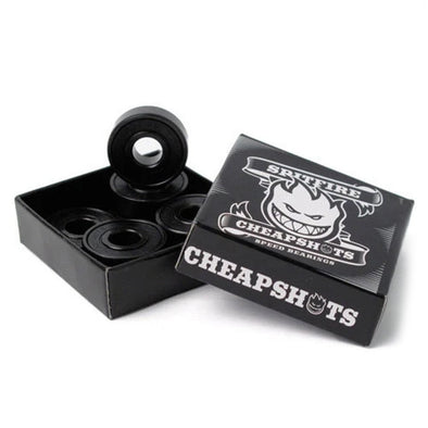 Spitfire Cheap Shots Abec 3 Bearings