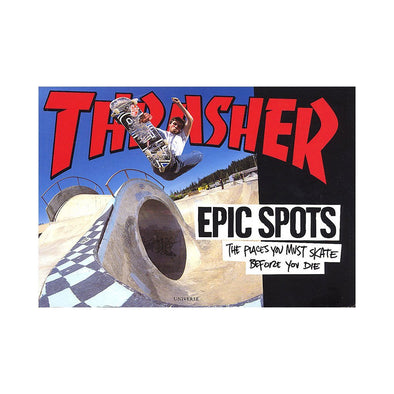 Thrasher Epic Spots Book