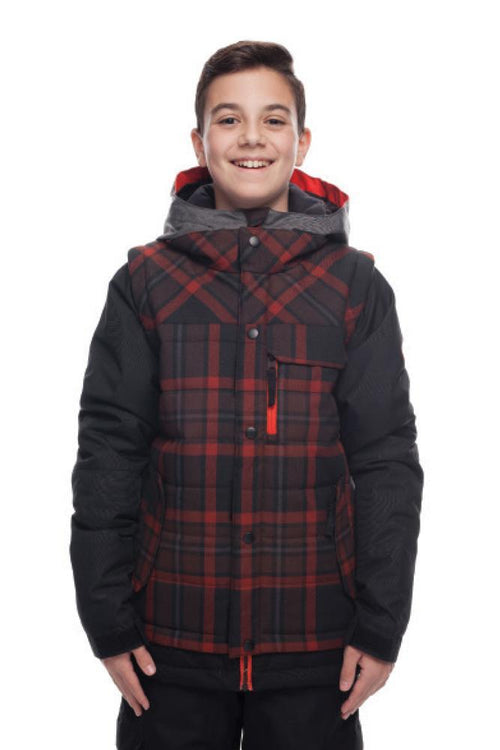 686 Scout Insulated Rusty Red Jacket 2019
