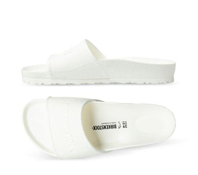 Birkenstock Barbados White EVA Sandals