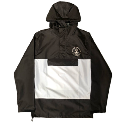Whiteroom Anorak Spray Jacket Classic Black