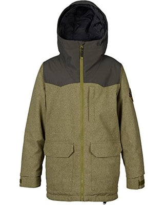 Burton Phase Boys Olive Branch Jacket