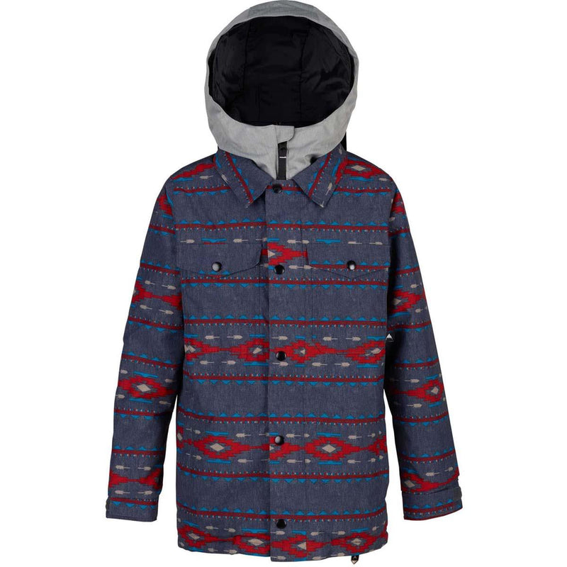 Burton Uproar Bitters Saddie Strap Youth Jacket