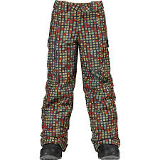 Burton Boys Cyclops Pants