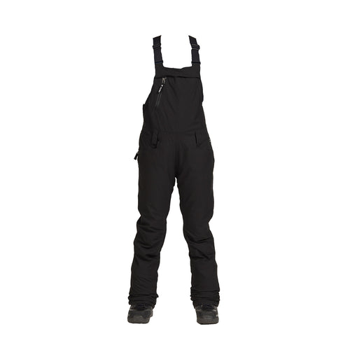 Nikita Evergreen Stretch Black Bib Pant 2020