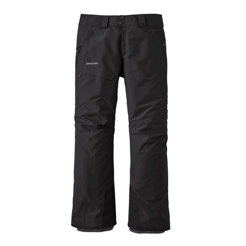 Patagonia Powder Bowl Black Pants