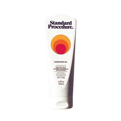 Standard Procedure SPF 50+ Sunscreen 125ml