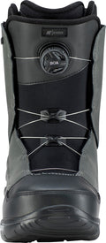 K2 Ryker Charcoal Snowboard Boots 2019