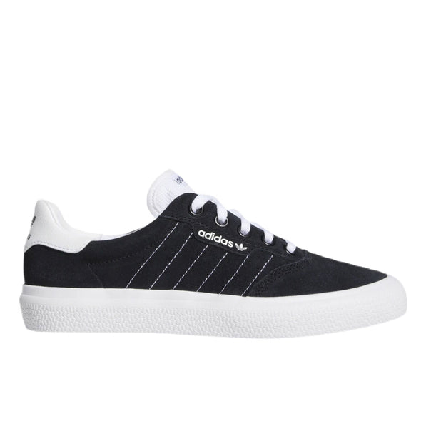 Adidas 3MC J Black Skate Shoe
