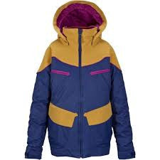 Burton Lola Snowboard Jacket Youth Girls