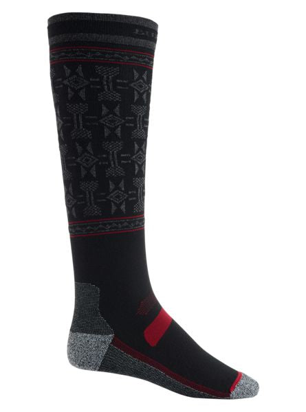 Burton Performance Ultralight True Black Sock 2019