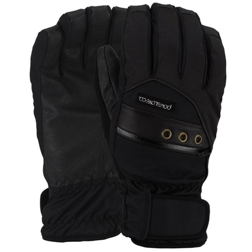 Pow Astra Gloves Black