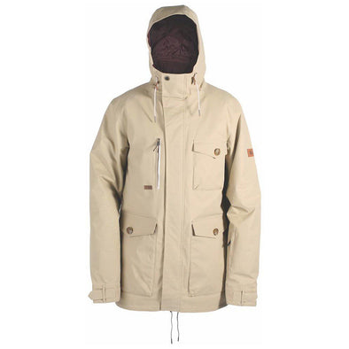 Ride Montlake Khaki Jacket 2018