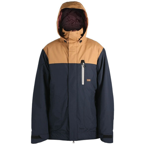 Ride Hillman Navy Snowboard Jacket 2019