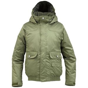 Burton Twist Boomer Weed Youth Jacket