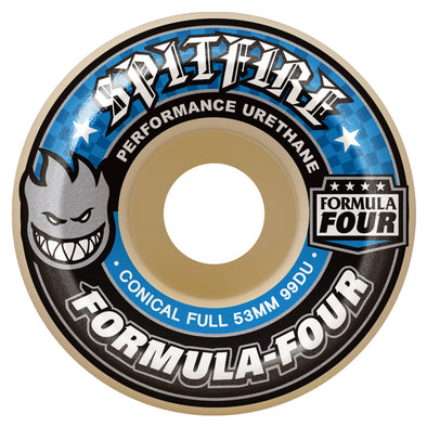 Spitfire Formula Four Conical Full 99D 54mm Skate Wheels