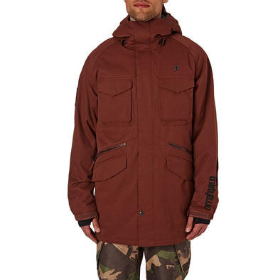 ThirtyTwo Warsaw Oxblood Jacket