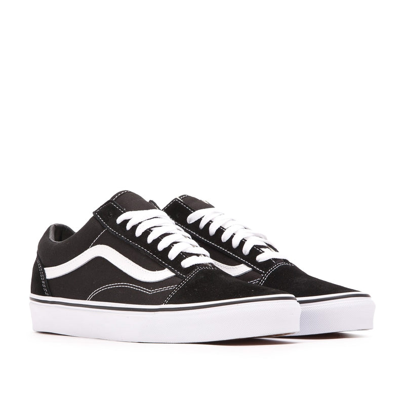 Vans Old Skool Black/White Skate Shoe