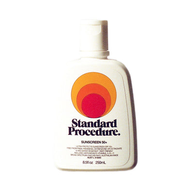 Standard Procedure SPF 50+ Sunscreen 250ml