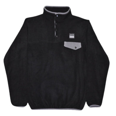 Whiteroom Midweight Fleece Black