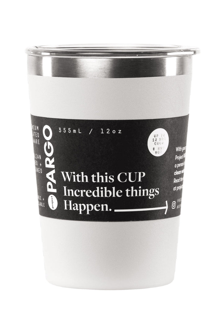 PARGO X ISLAND Insulated Cup