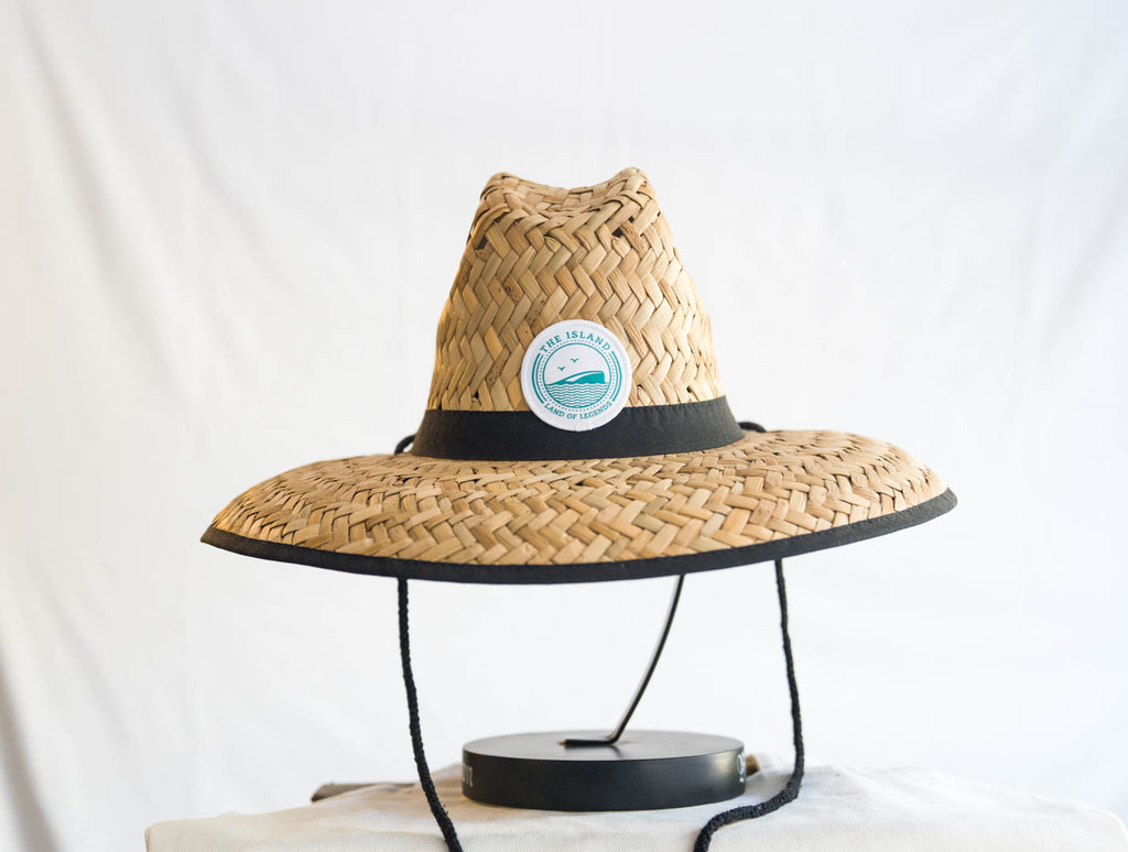 'Land Of Legends'  Straw Hat