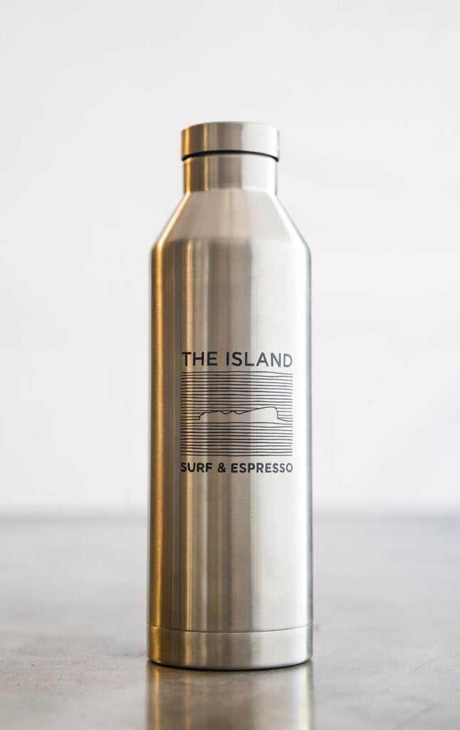 'Swell Lines' Water Bottle