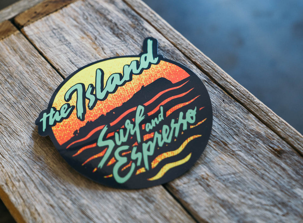 'Sunrise' Sticker