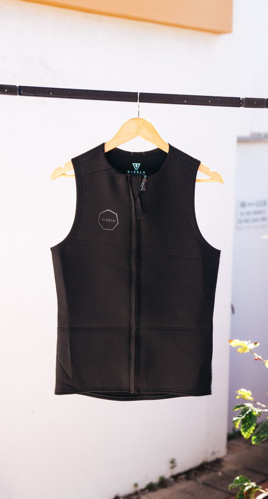 Vissla 7 Seas Front Zip 2mm Vest