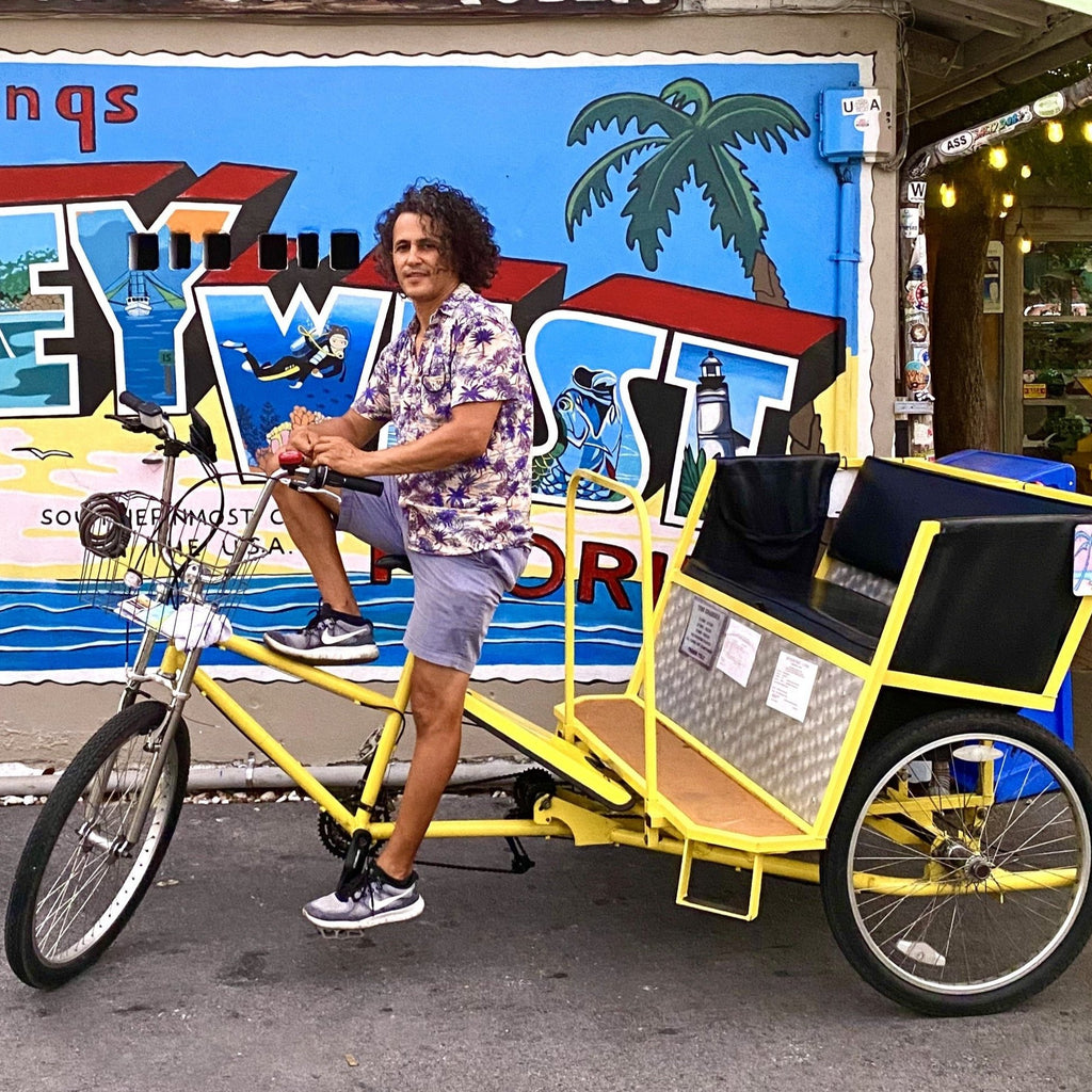 Key West History And Culture Rickshaw Experience - Key West Walking Tour