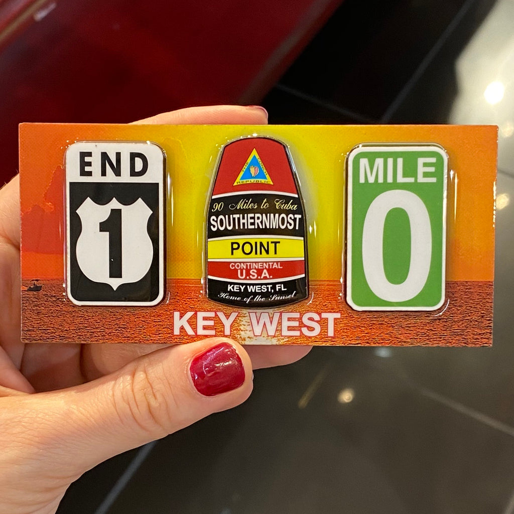 Key West Sightseeing Magnet - Key West Walking Tour