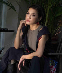 Fashion Designer Creates Beautiful Designs in Vietnam