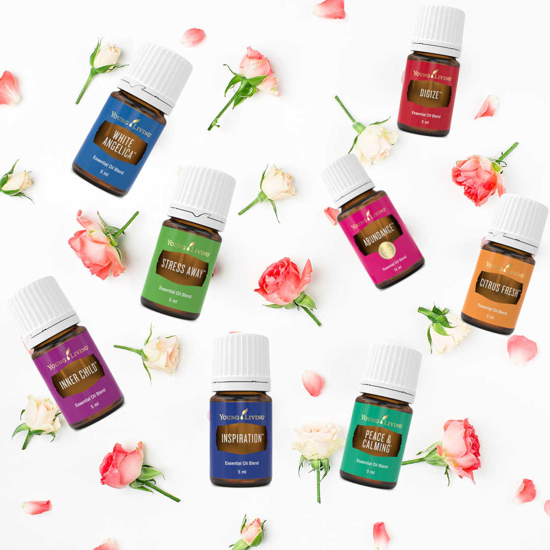 Young Living Essential Oils Blends