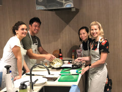 Commune Kitchen  Class Participants Travel Bake Create Blog
