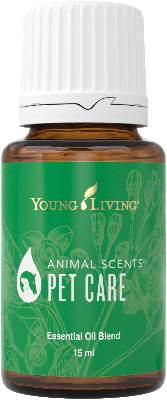 Young Living Animal Scents Pet Care Essential Oil Blend