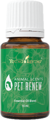 Young Living Animal Scents Pet Renew Essential Oil Blend