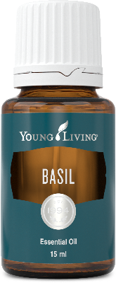 Young Living Basil Essential Oil