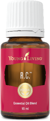 Young Living R.C. Essential Oil Blend 15 ml