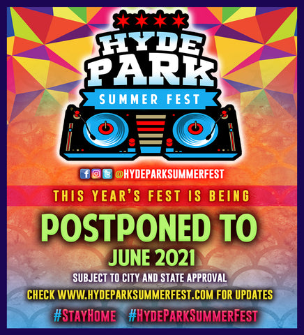 HYDE PARK BREW FEST IS NOW HYDE PARK SUMMER FEST! SEE YALL IN 2021