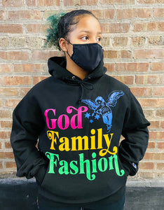 GOD FAMILY FASHION HOODIE 2020