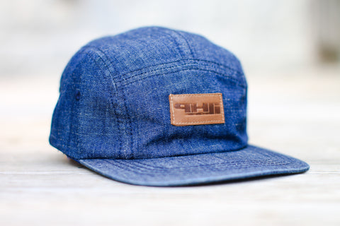 DENIM 5 PANEL (BLUE)