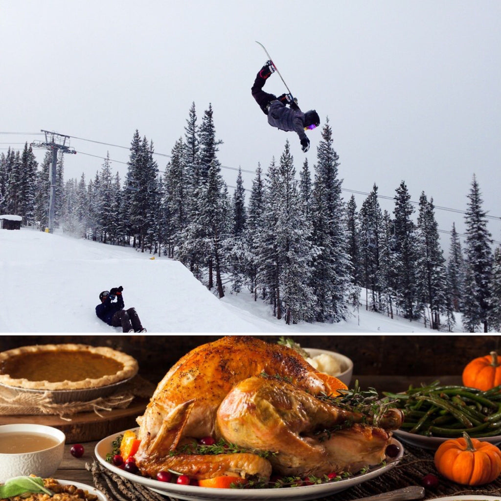 Thanks-Shredding. 7 Excuses If You Have A Hard Time Getting Out Of Thanksgiving.