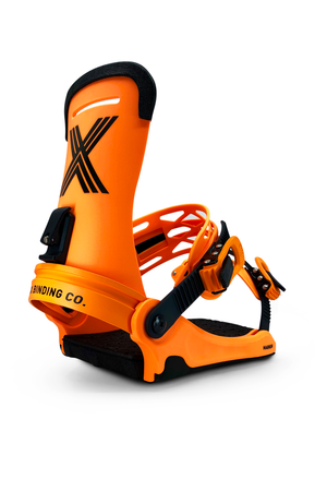 2021 FIX MAGNUM ORANGE BINDING