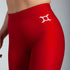 Origin X Performance | Sustainable Clothing UK | Origin X Performance | Red All Purpose Leggings Photo 2