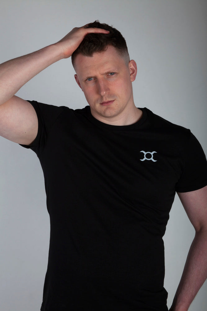 Origin X Performance | Sustainable Clothing UK | Origin X Performance | Black All Purpose T-Shirt photo 1