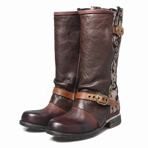 Womans Prova Perfetto Motorcycle Armor Boots Boots & Shoe Armor