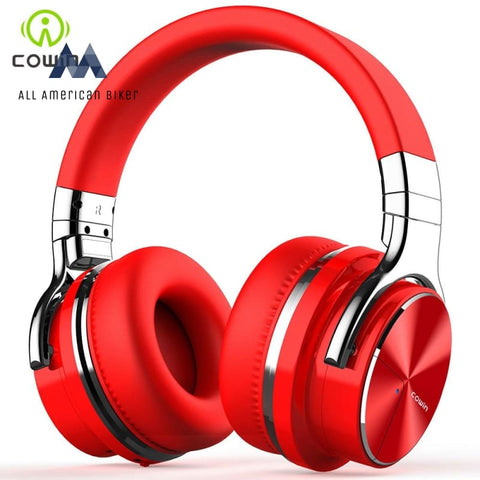 Bluetooth Headphone Active Noise Cancelling Sound Systems & Music Accessories